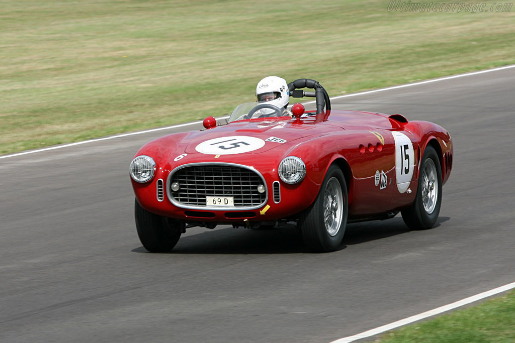 Ferrari 340 America Vignale Spyder - Chassis: 0196A   - 2006 Goodwood Revival