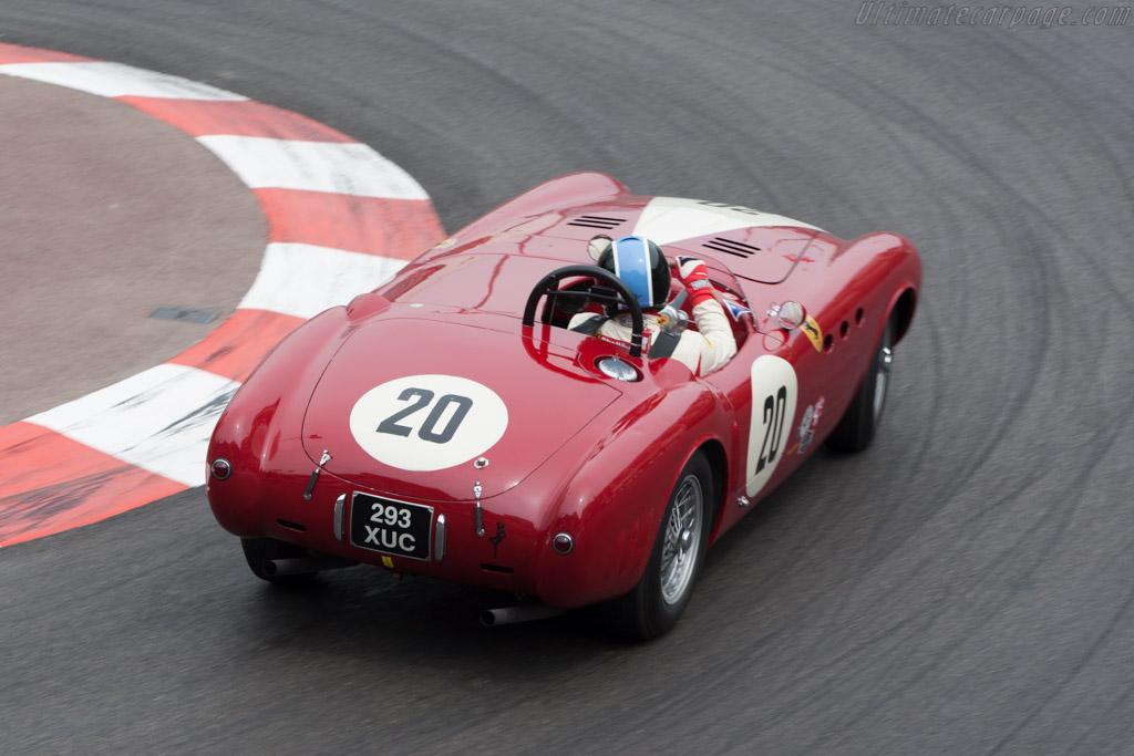Ferrari 340 America Vignale Spyder - Chassis: 0196A   - 2010 Monaco Historic Grand Prix