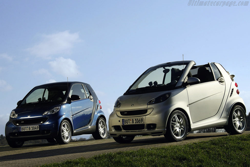 Smart-Brabus Fortwo
