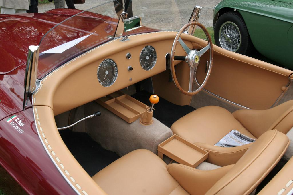 Ferrari 340 America Touring Barchetta - Chassis: 0116A   - 2008 Concorso d'Eleganza Villa d'Este