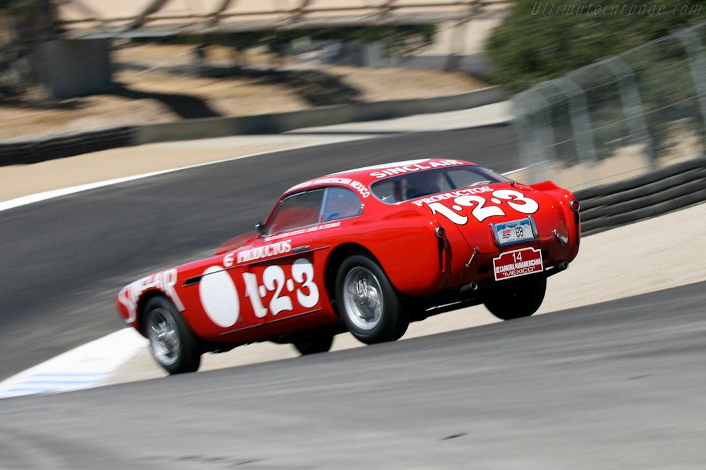 Ferrari 340 Mexico Vignale Berlinetta - Chassis: 0226AT   - 2006 Monterey Historic Automobile Races