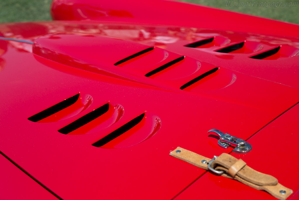 Ferrari 340 Mexico Vignale Spyder - Chassis: 0228AT  - 2015 Pebble Beach Concours d'Elegance