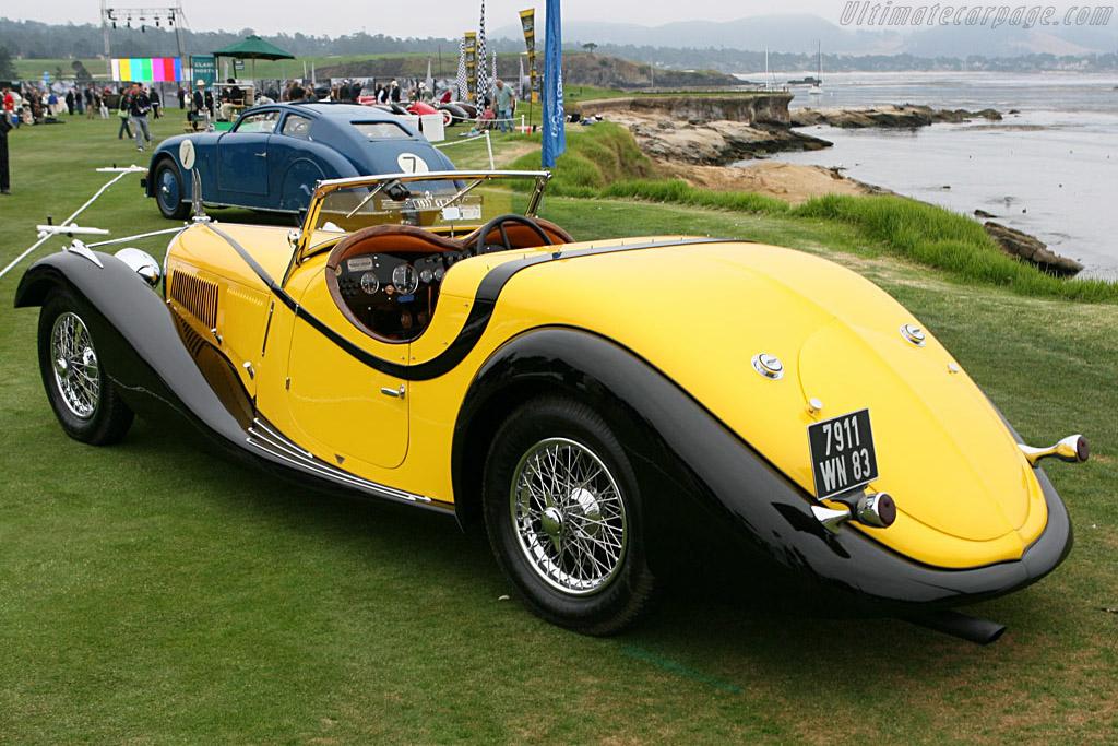 Voisin C27 Figoni Cabriolet - Chassis: 52001   - 2006 Pebble Beach Concours d'Elegance