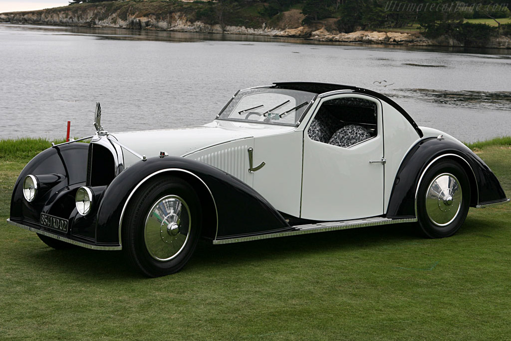 Click here to open the Voisin C27 Aerosport Coupe gallery