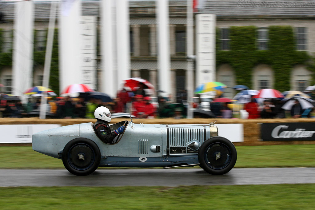 Delage 2LCV - Chassis: 3   - 2007 Goodwood Festival of Speed