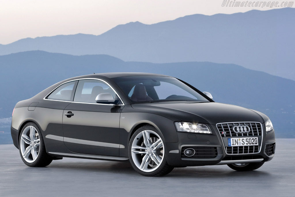 Click here to open the Audi S5 gallery