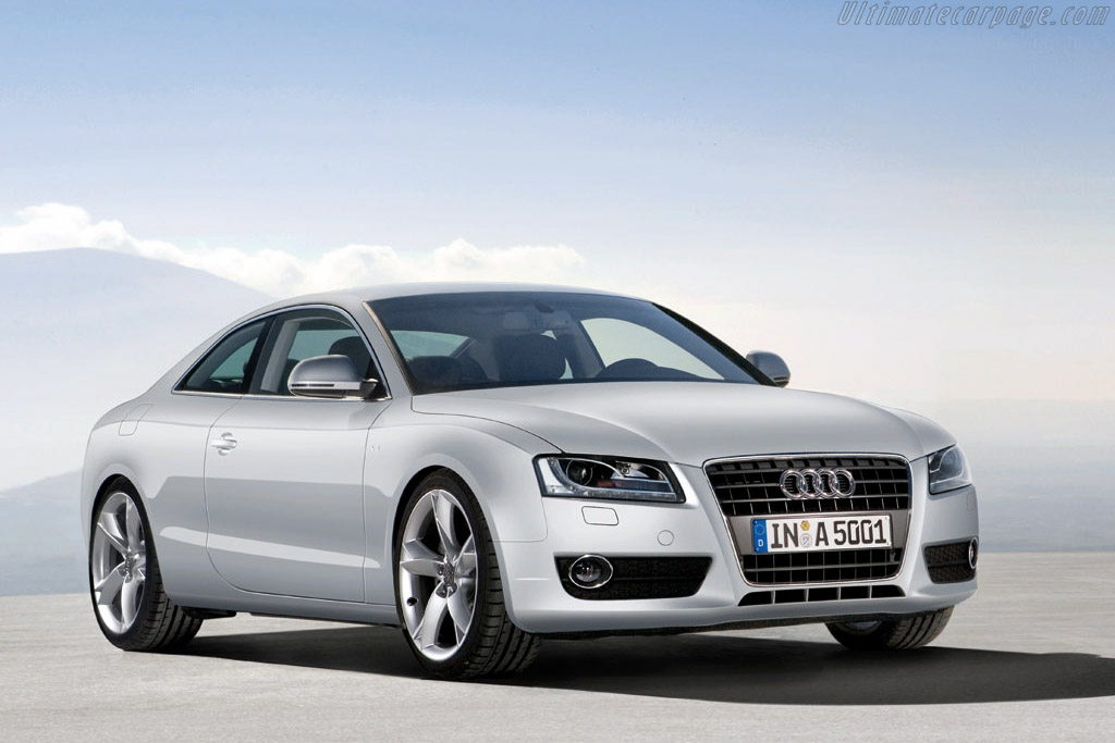 Click here to open the Audi A5 gallery