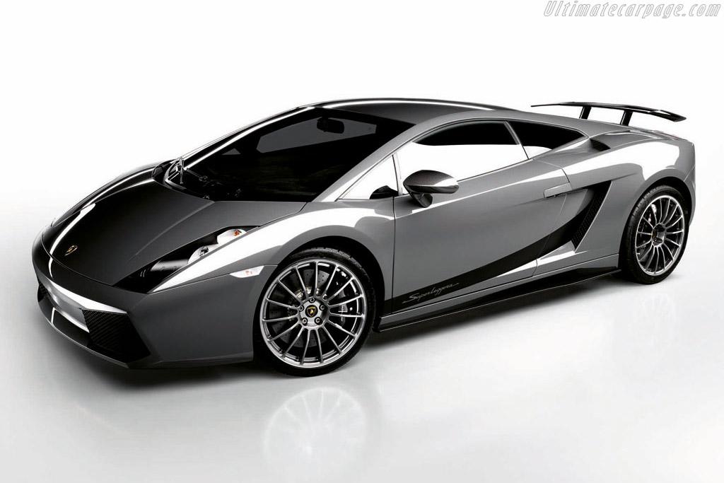 Click here to open the Lamborghini Gallardo Superleggera gallery