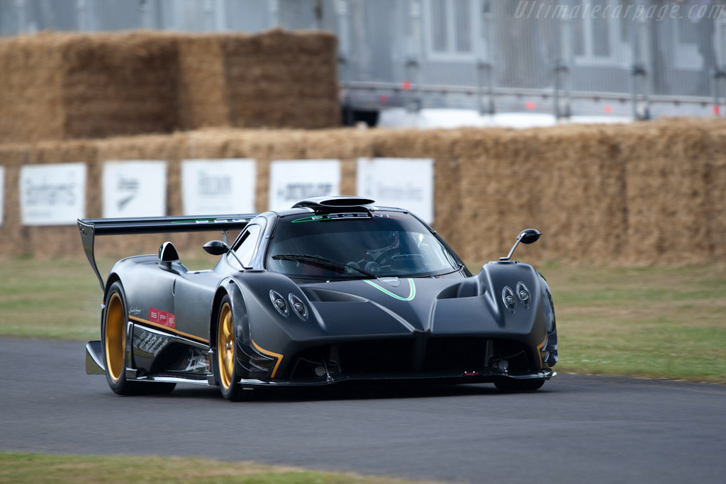 Pagani Zonda R - Chassis: ZR00   - 2009 Goodwood Festival of Speed
