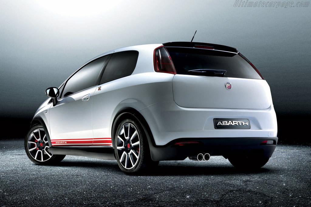 Fiat Abarth Grand Punto