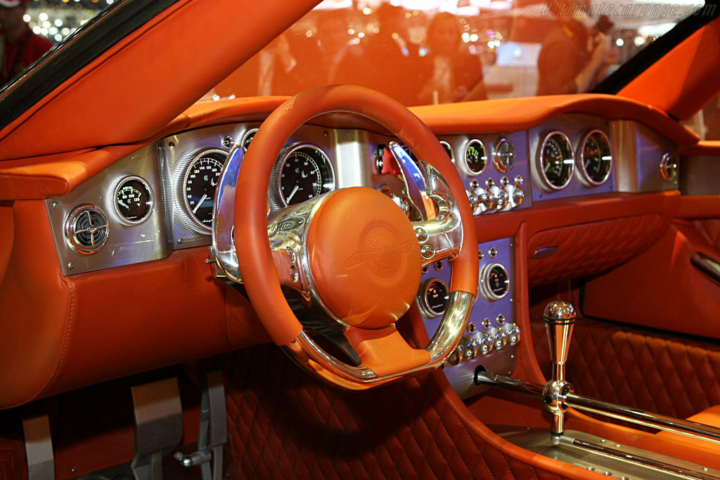 Spyker C12 Zagato Coupe 2007 Geneva International Motor Show