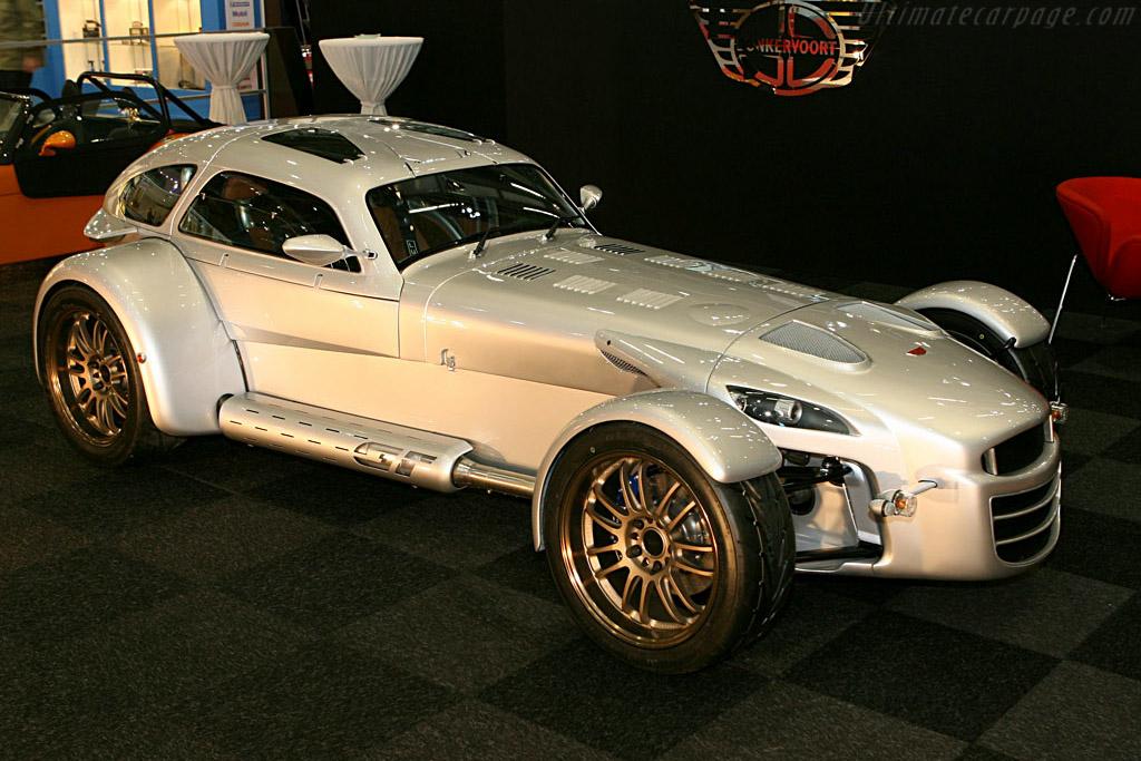 Donkervoort D8 GT 270    - 2007 Geneva International Motor Show