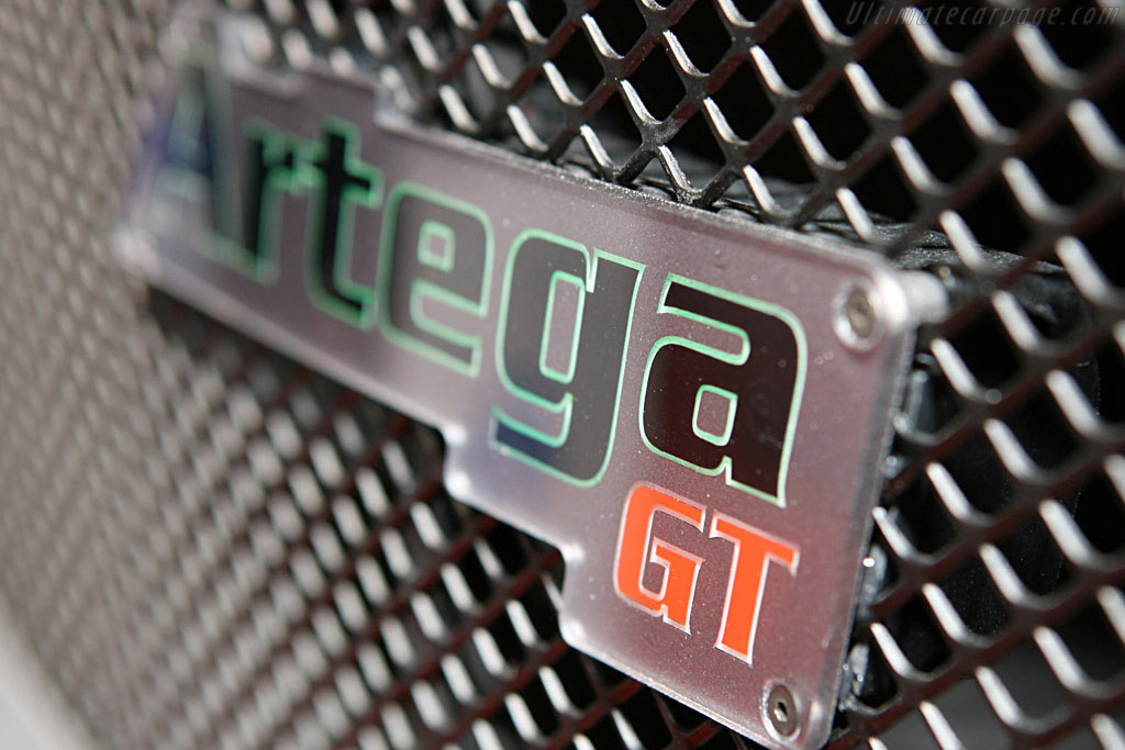 Artega GT Fisker Coupe    - 2007 Geneva International Motor Show