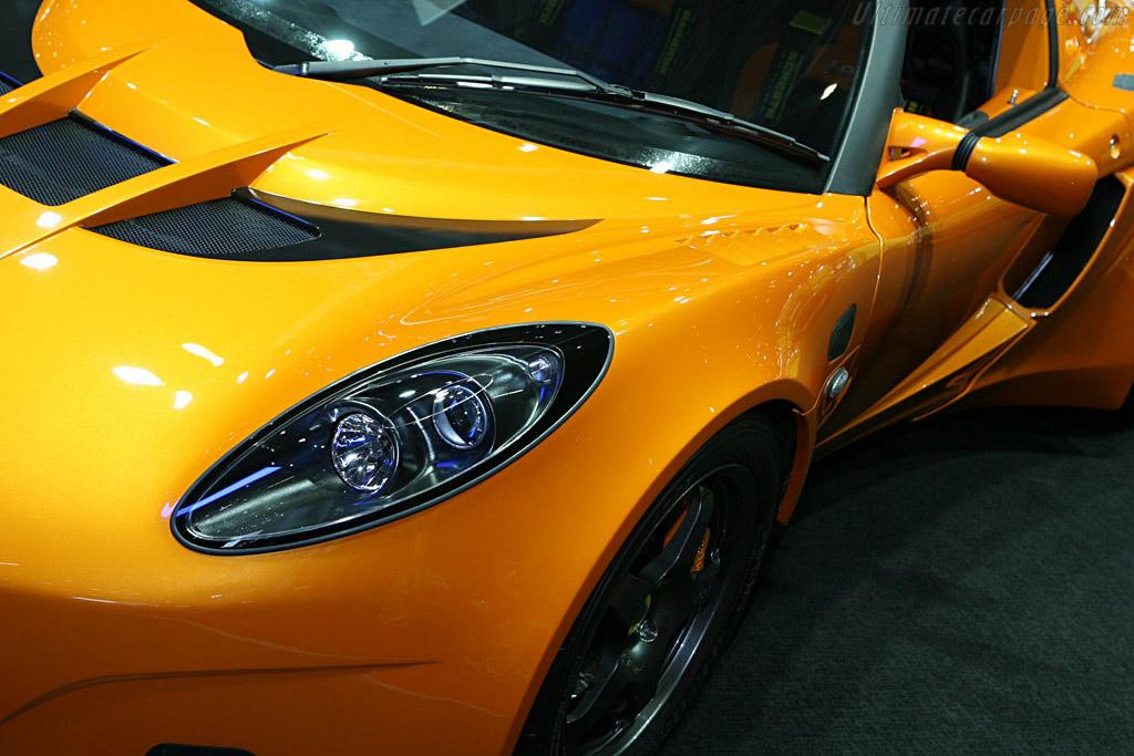 Lotus Exige GT3 Concept    - 2007 Geneva International Motor Show