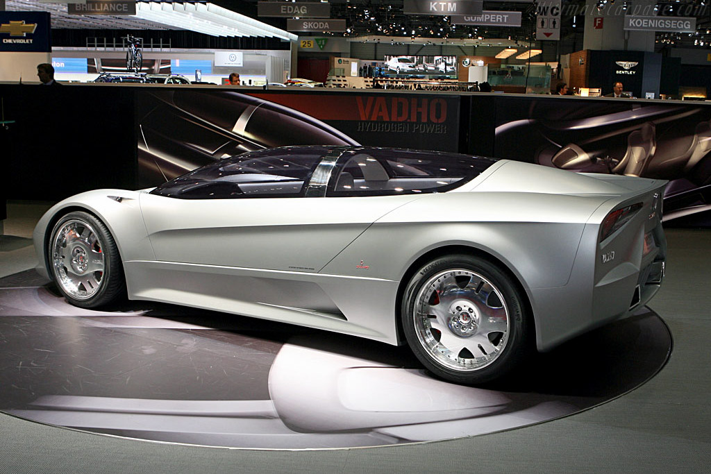Italdesign Vadho Concept    - 2007 Geneva International Motor Show