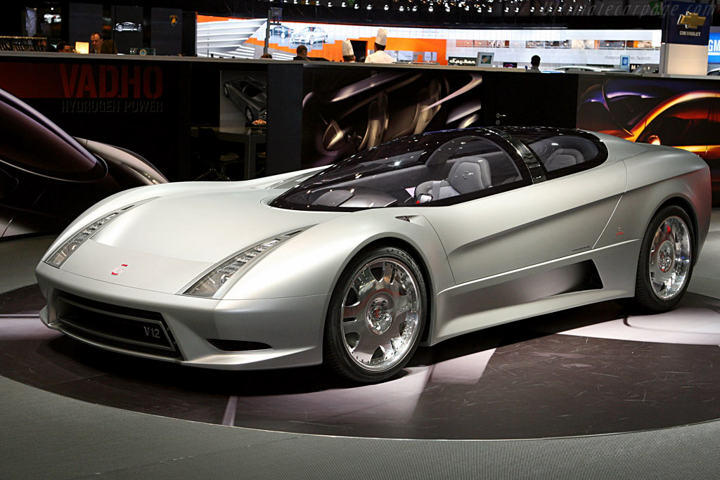 Click here to open the Italdesign Vadho Concept gallery