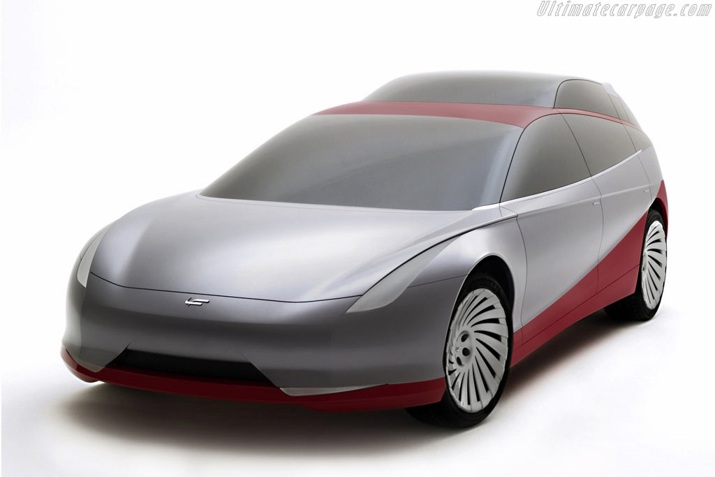 Click here to open the Fioravanti Thalia Concept gallery