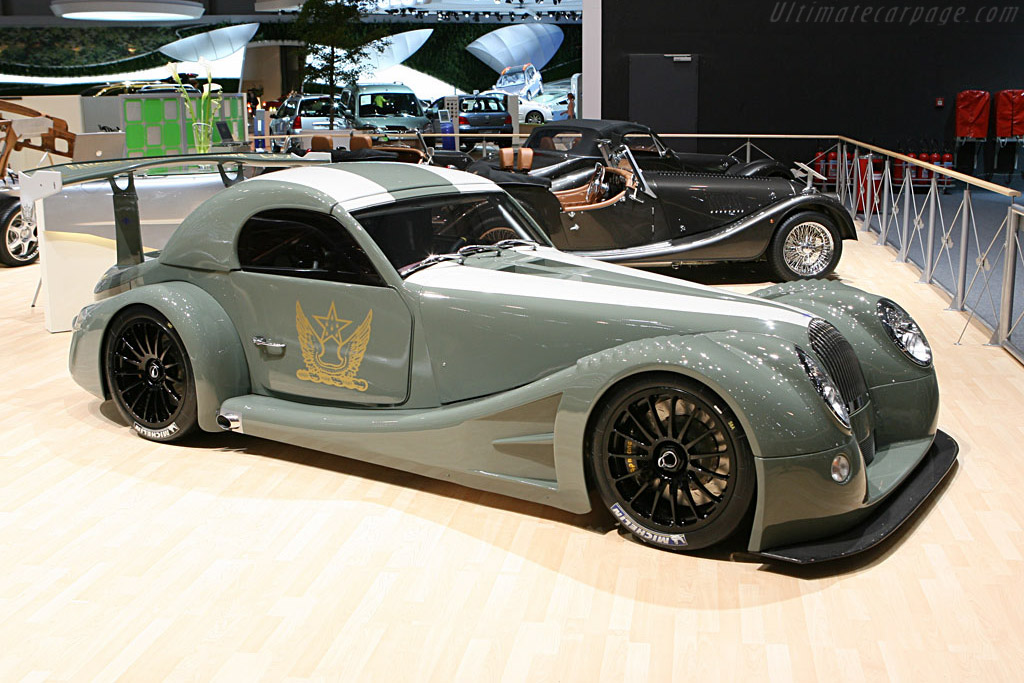 Morgan Aero 8 GT3    - 2007 Geneva International Motor Show