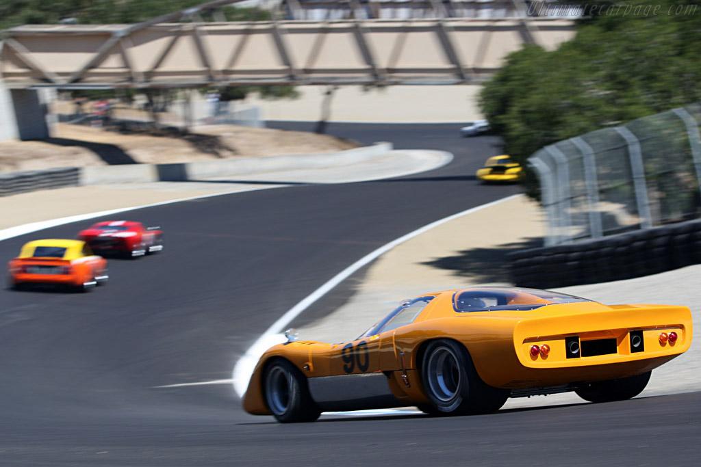 McLaren M6GT Chevrolet - Chassis: 50-17   - 2007 Monterey Historic Automobile Races