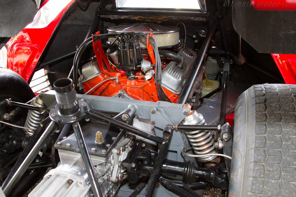 McLaren M6GT Chevrolet - Chassis: BMR6GT-1   - 2015 Goodwood Revival