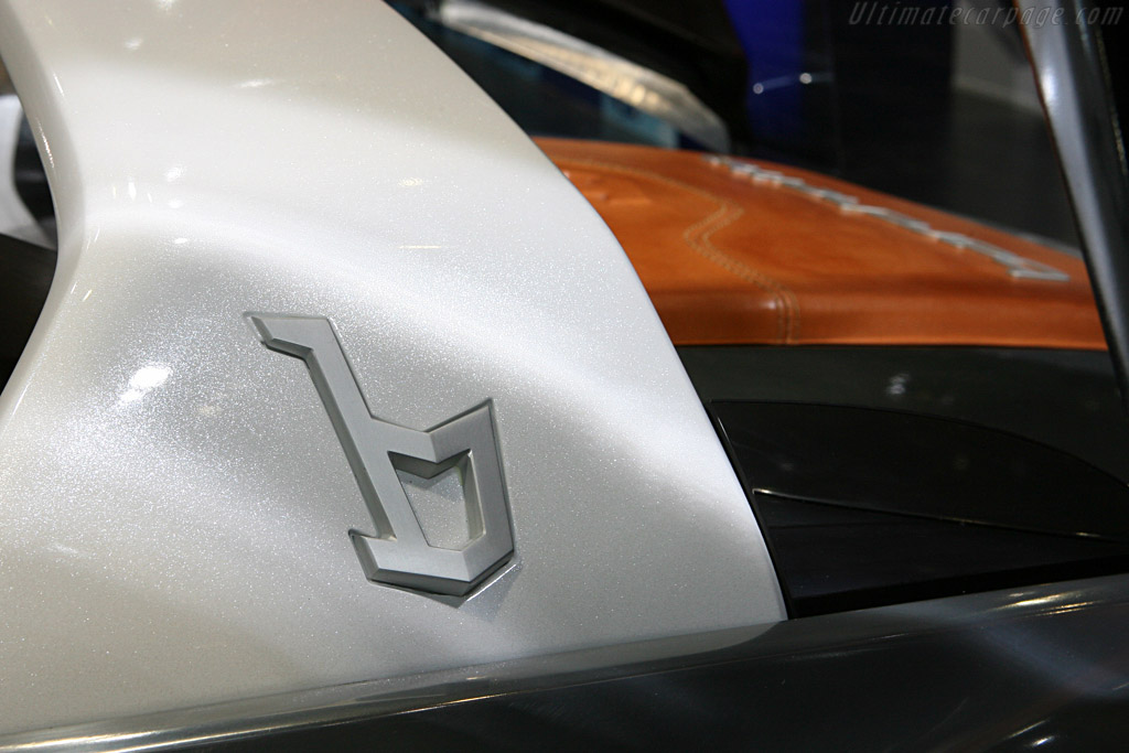 Bertone Barchetta Concept    - 2007 Geneva International Motor Show