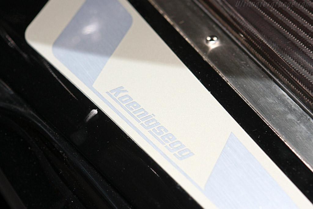 Koenigsegg CCXR - Chassis: 7038   - 2007 Geneva International Motor Show