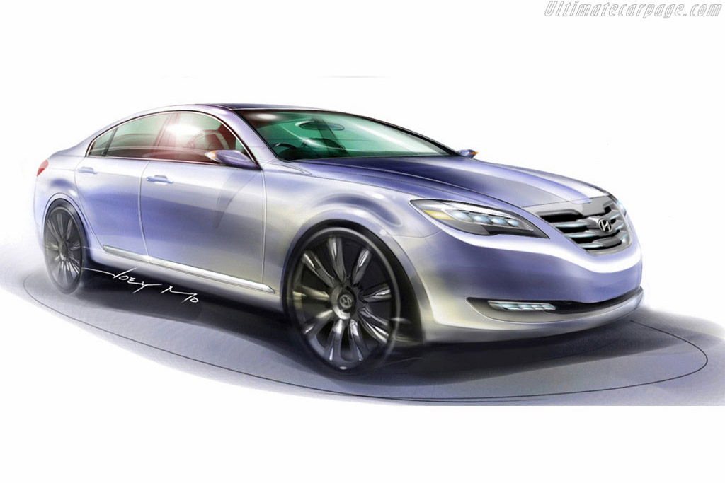 Click here to open the Hyundai Concept Genesis gallery