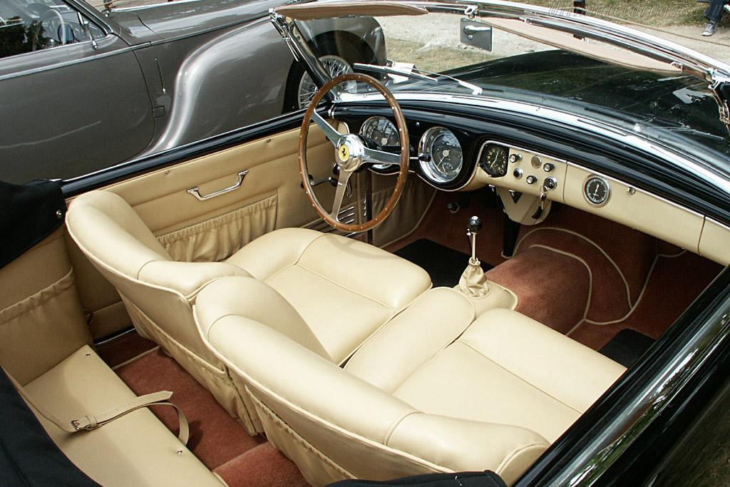 Ferrari 342 America Pinin Farina Cabriolet - Chassis: 0234AL   - 2002 Louis Vuitton Classic