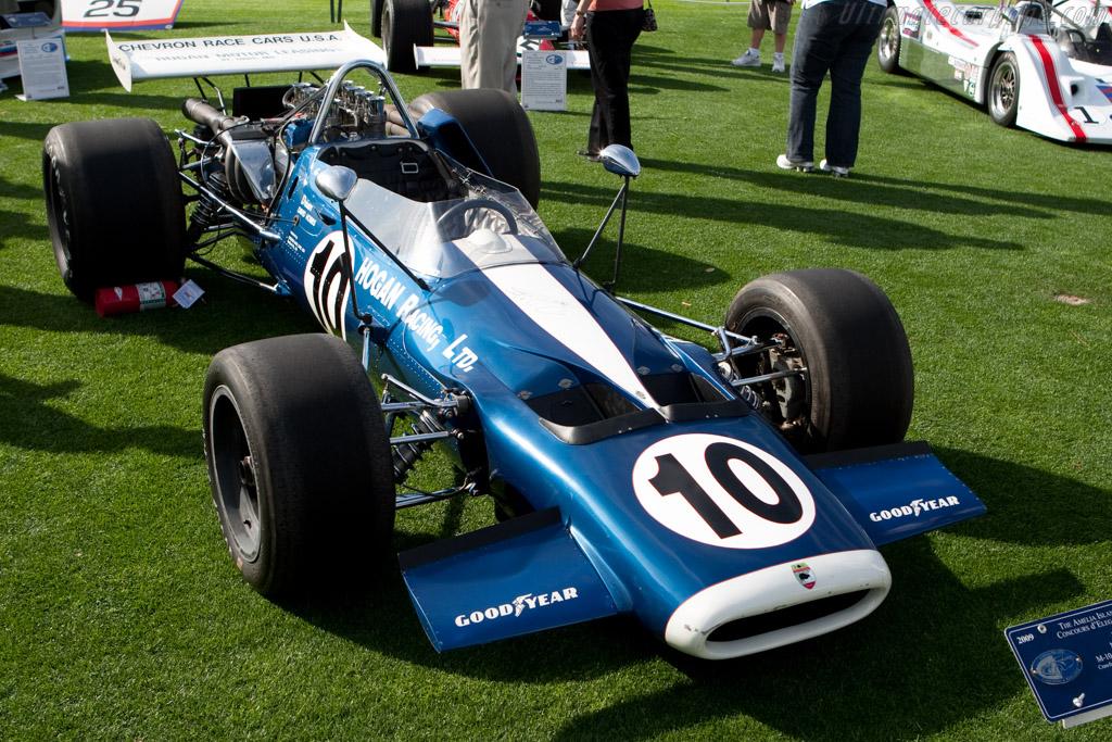 Click here to open the McLaren M10B Chevrolet gallery