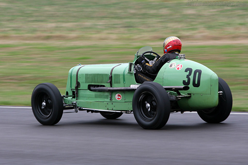 ERA A-Type - Chassis: R1A   - 2006 Goodwood Revival