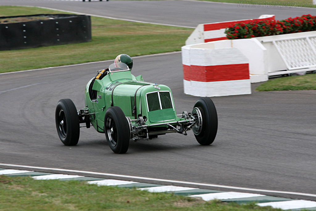 ERA R1A - Chassis: R1A   - 2006 Goodwood Revival