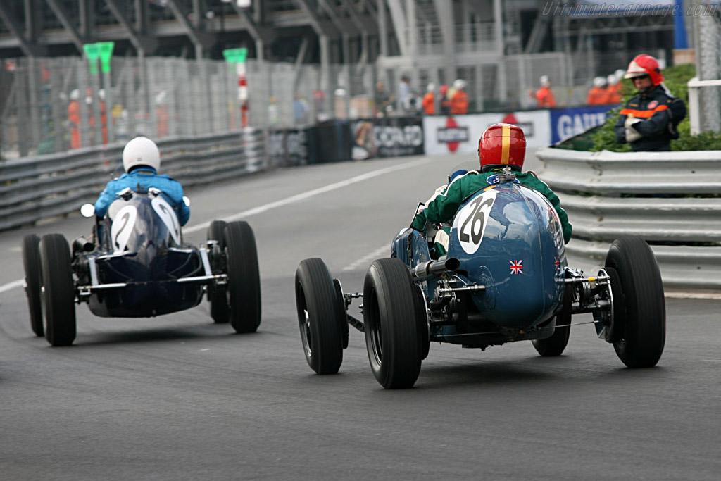 ERA R4A - Chassis: R4A   - 2006 Monaco Historic Grand Prix