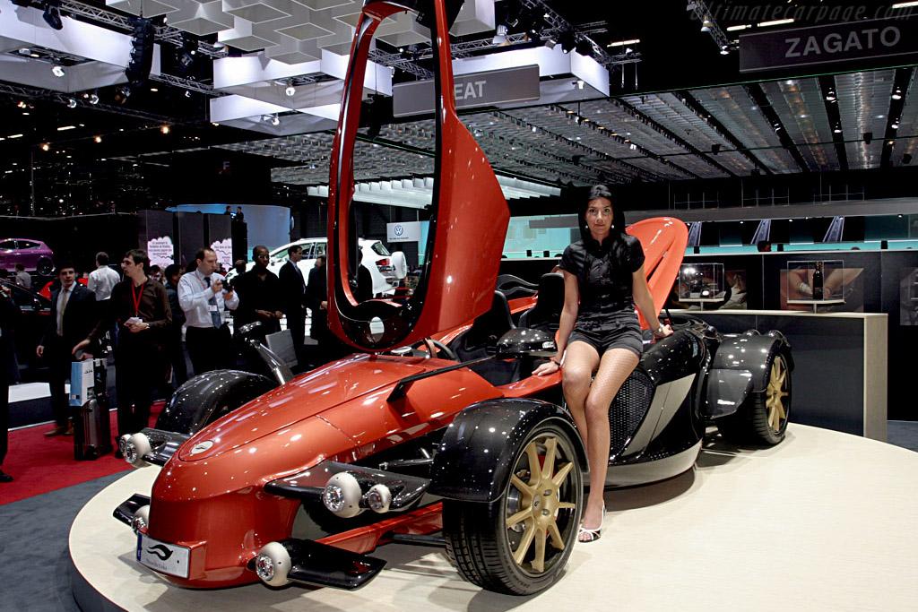a.d. Tramontana    - 2007 Geneva International Motor Show