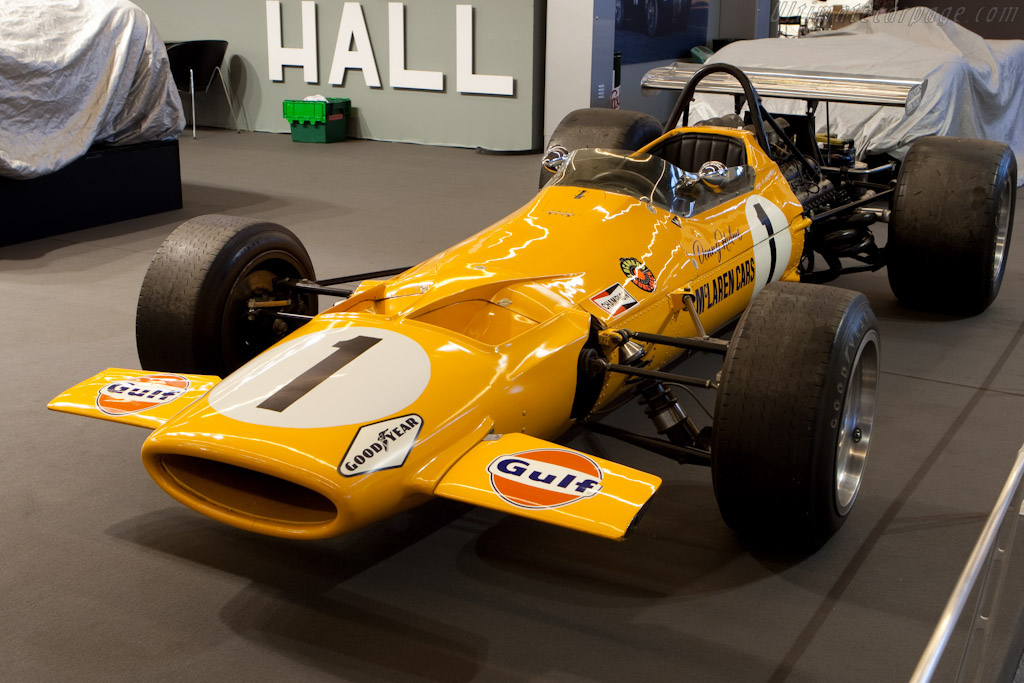 1970 Mclaren M7d Alfa Romeo Images Specifications And