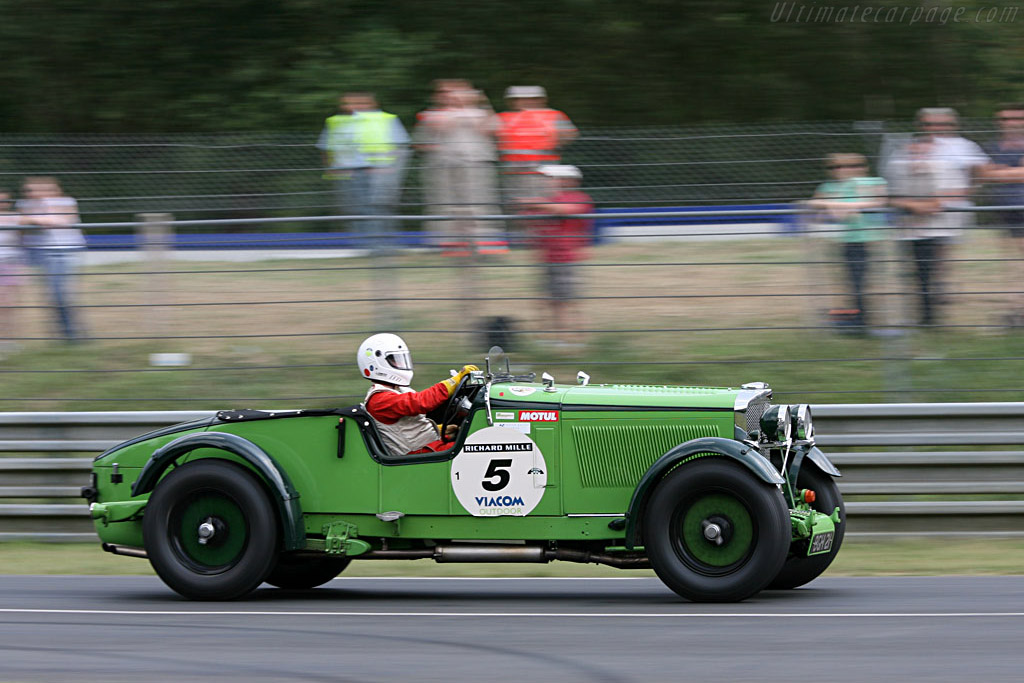 Talbot 105 Brooklands Tourer - Chassis: 38704   - 2006 Le Mans Classic