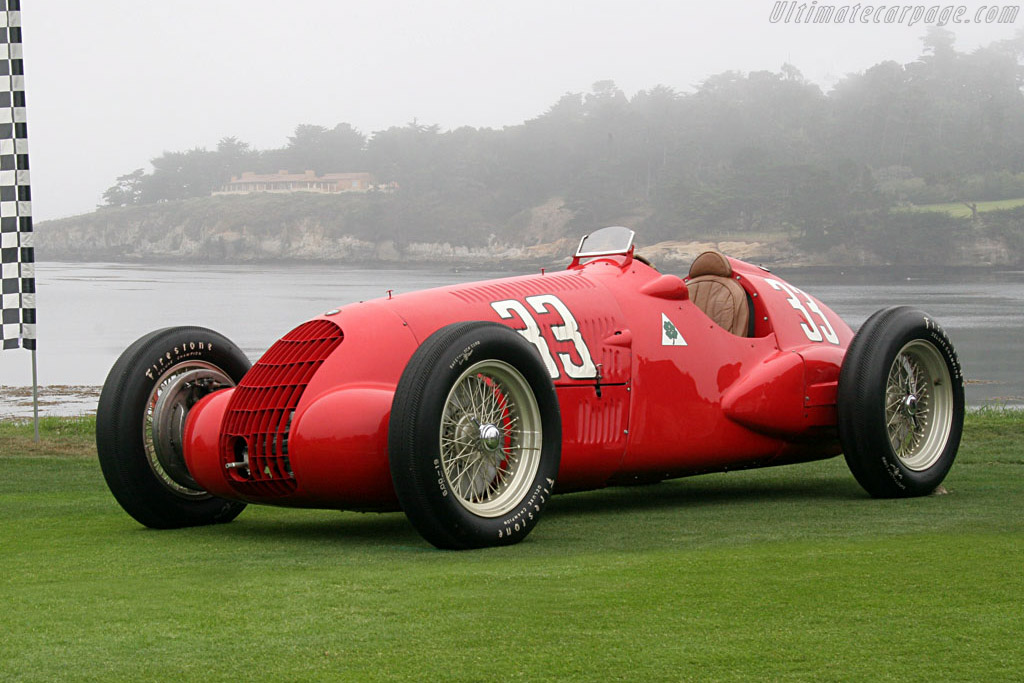 Alfa Romeo 308C - Chassis: 50015   - 2005 Pebble Beach Concours d'Elegance