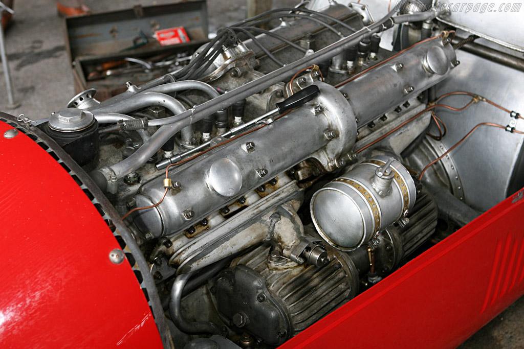 Alfa Romeo 308C - Chassis: 50016   - 2006 Goodwood Revival
