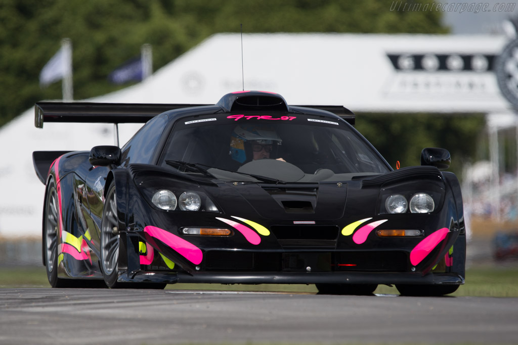 Click here to open the McLaren F1 GTR Longtail gallery