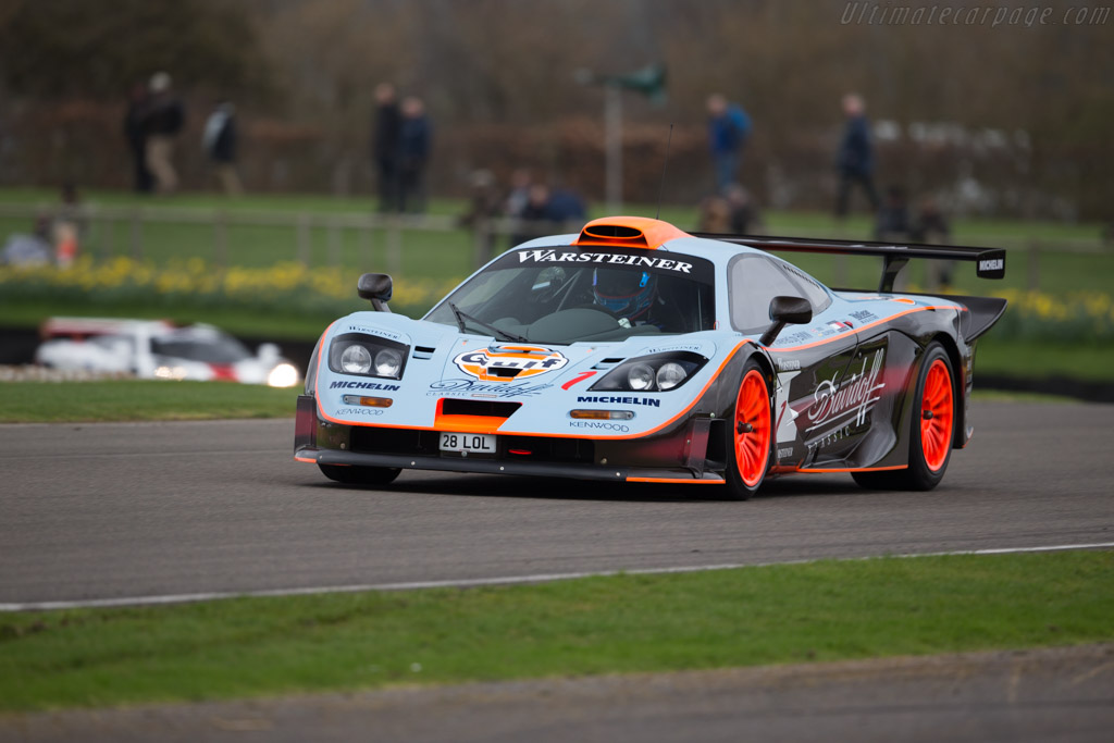 1997 McLaren F1 GTR Longtail - Chassis 28R - Ultimatecarpage.com