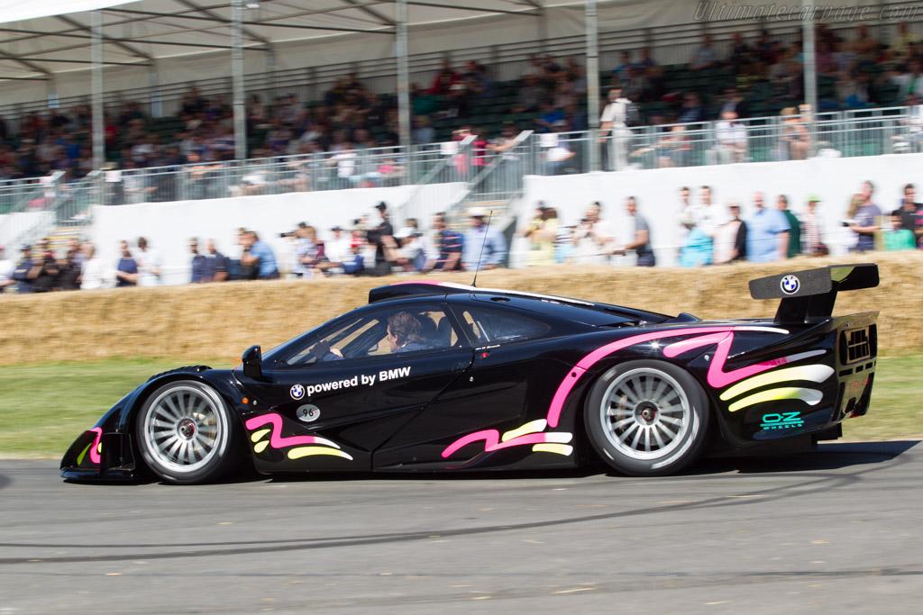 McLaren F1 GTR Longtail - Chassis: 19R   - 2014 Goodwood Festival of Speed