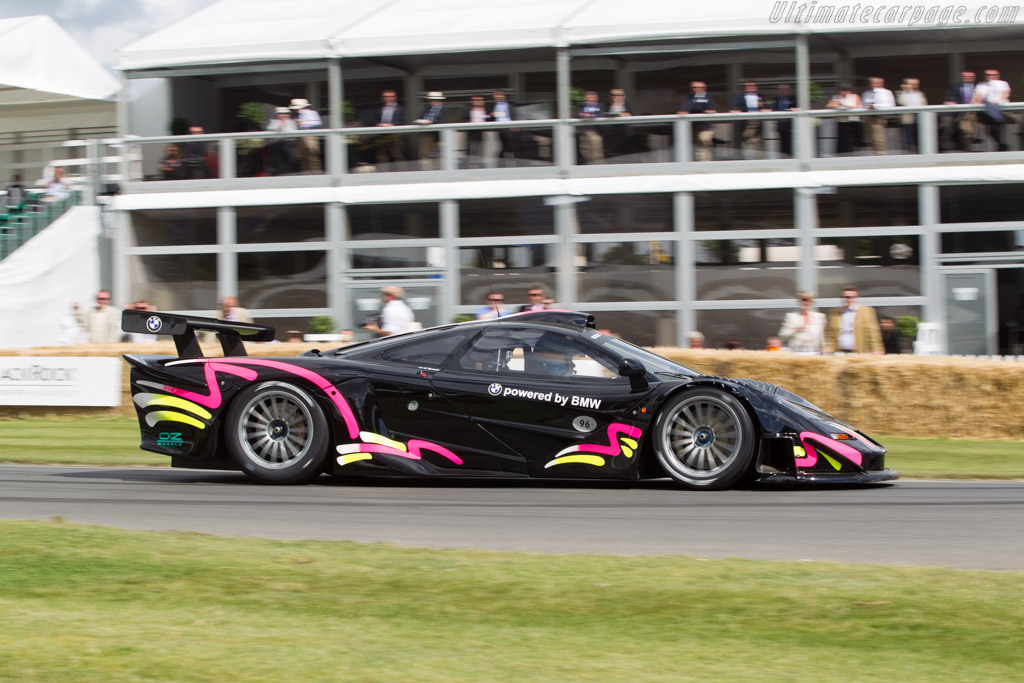 McLaren F1 GTR Longtail - Chassis: 19R   - 2014 Goodwood Festival of Speed