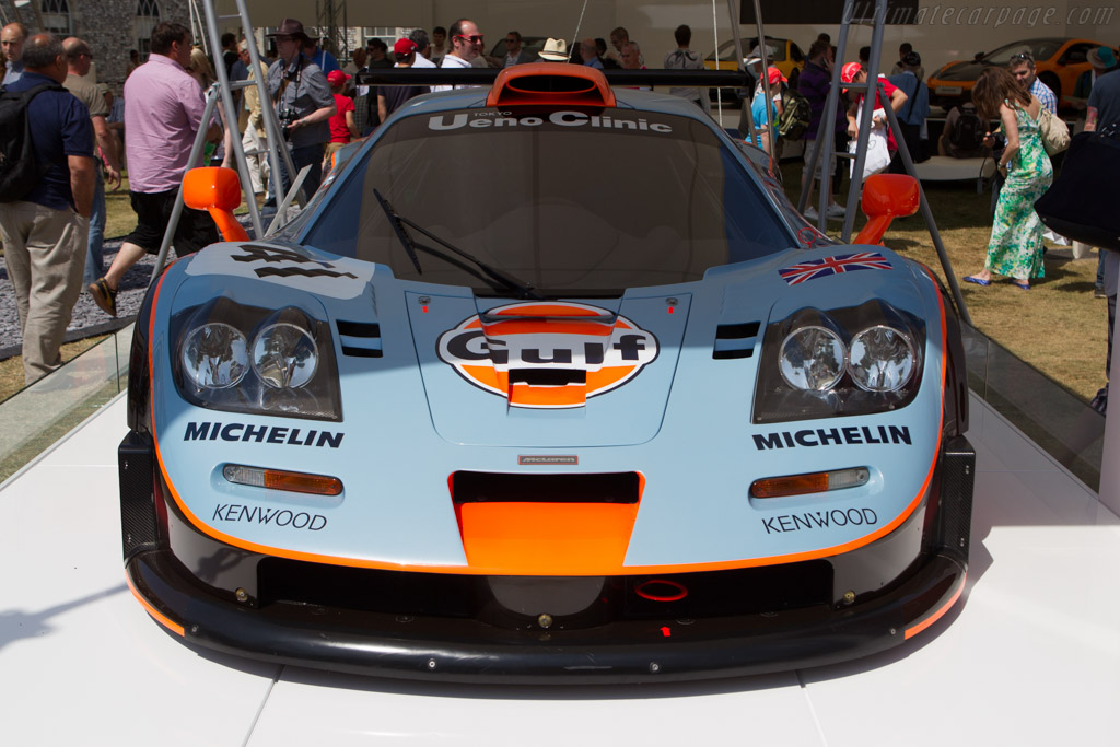 McLaren F1 GTR Longtail - Chassis: 20R   - 2013 Goodwood Festival of Speed
