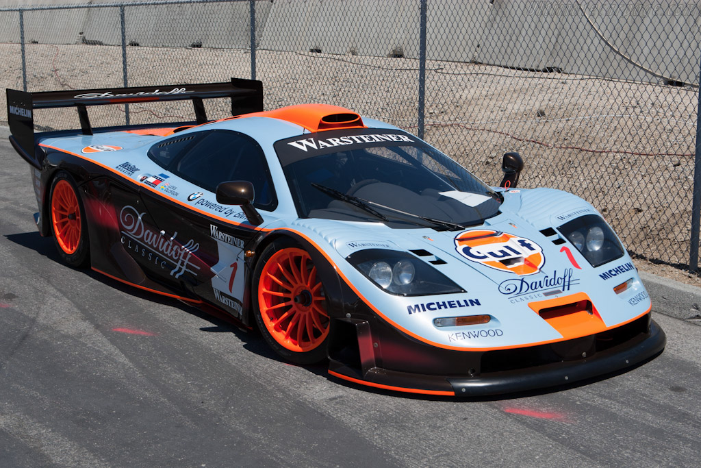 McLaren F1 GTR Longtail - Chassis: 28R   - 2012 Monterey Auctions