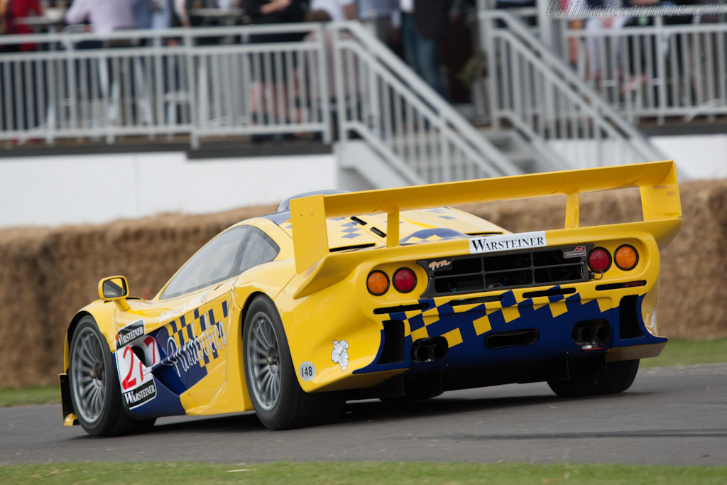 McLaren F1 GTR Longtail - Chassis: 27R   - 2011 Goodwood Festival of Speed