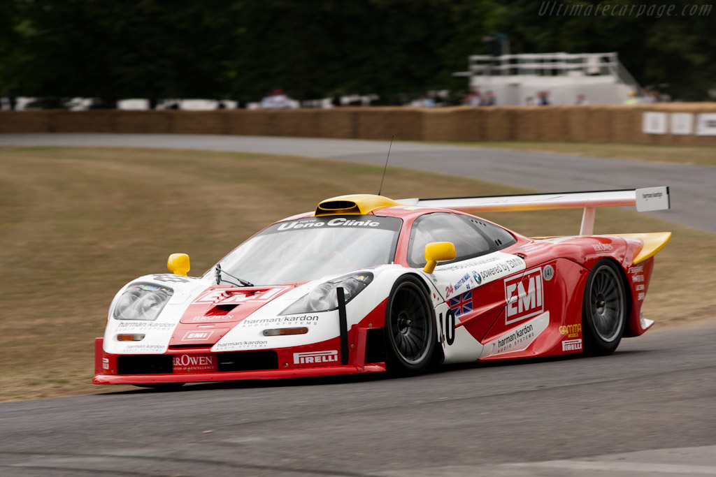 McLaren F1 GTR Longtail - Chassis: 24R   - 2010 Goodwood Festival of Speed