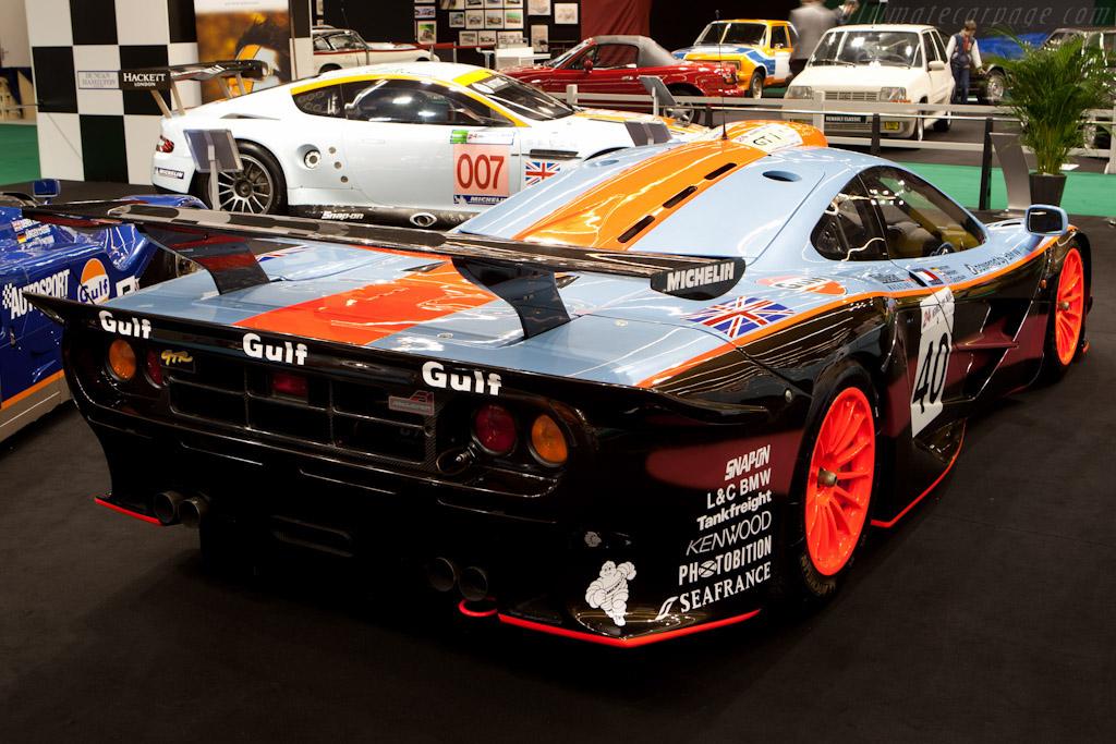 McLaren F1 GTR Longtail - Chassis: 22R   - 2011 Retromobile
