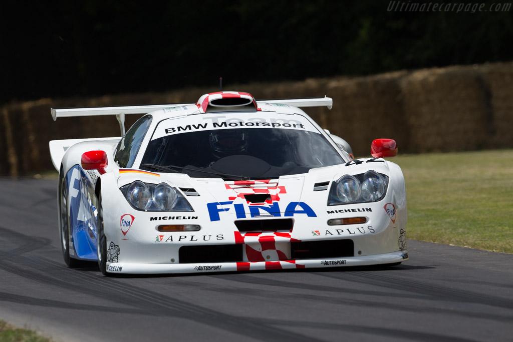 McLaren F1 GTR Longtail - Chassis: 26R   - 2015 Goodwood Festival of Speed