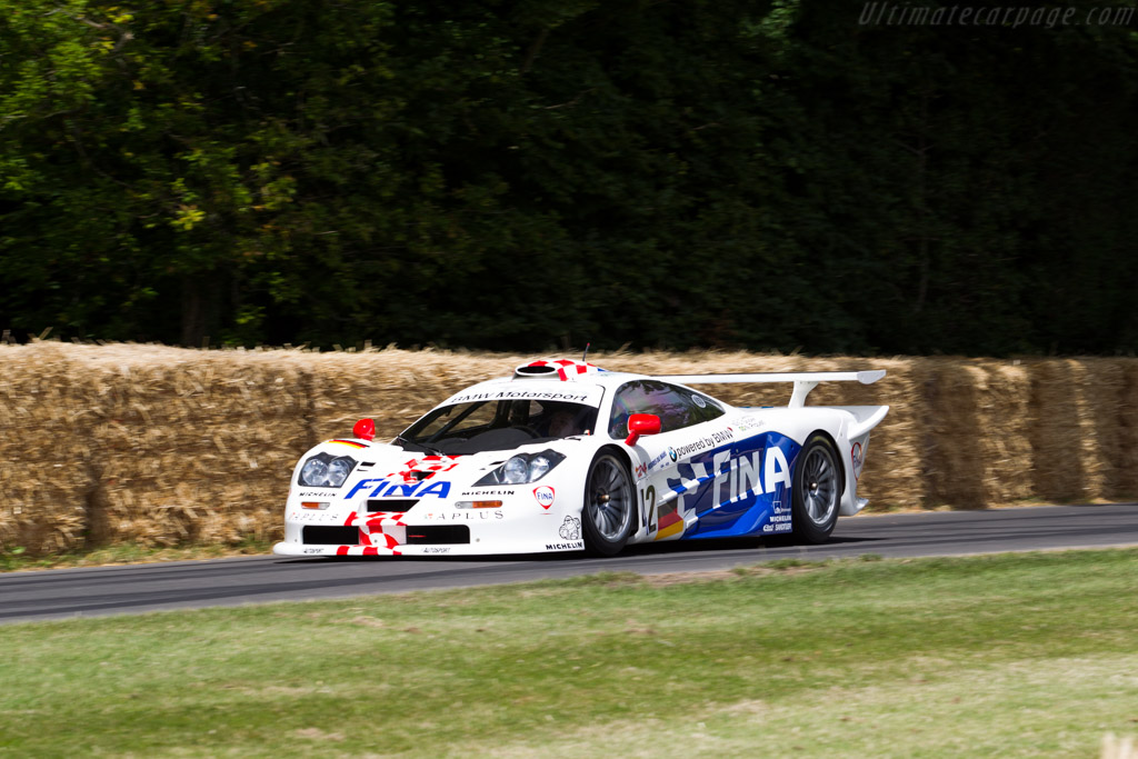 McLaren F1 GTR Longtail - Chassis: 26R   - 2015 Goodwood Festival of Speed