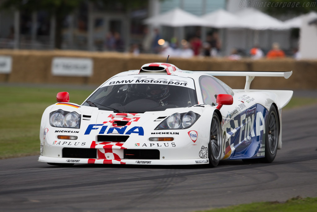 1997 McLaren F1 GTR Longtail - Images, Specifications and Information