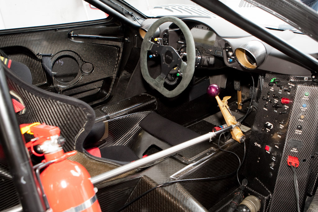 McLaren F1 GTR Longtail - Chassis: 21R   - 2009 Modena Trackdays